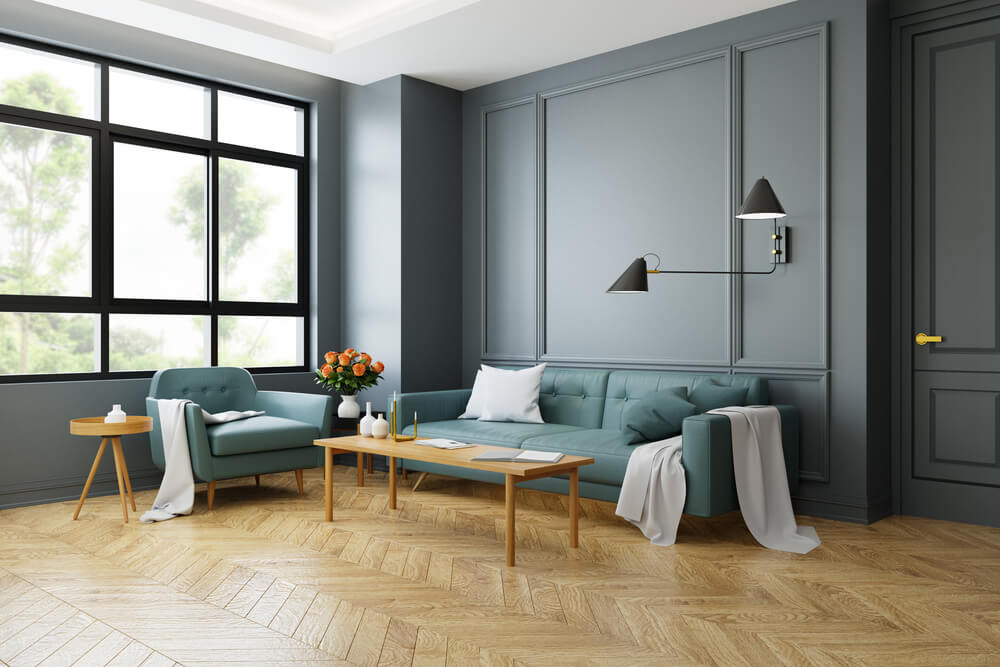 nytt golv i vardagsrum