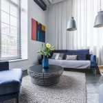 vardagsrum i lägenhet